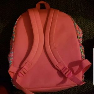 Justice Accessories - Backpack with lunchbox